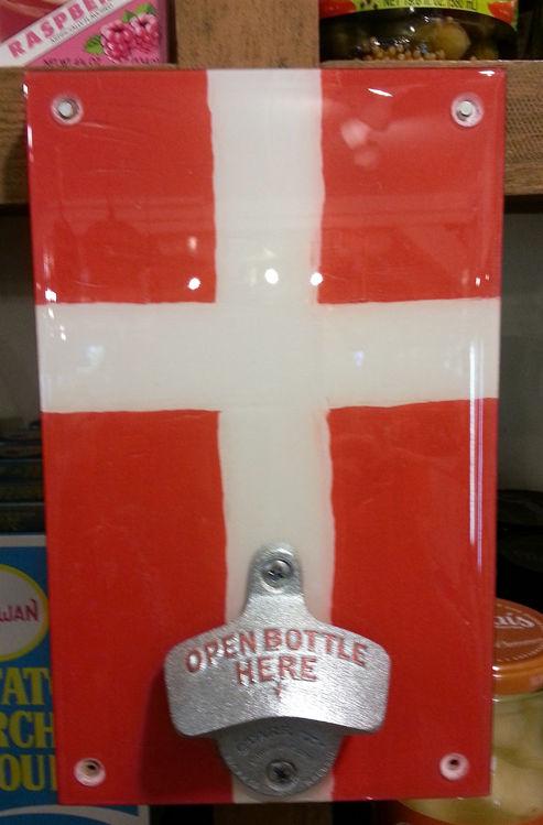 Picture of Ceramic Danish Bottle Opener
