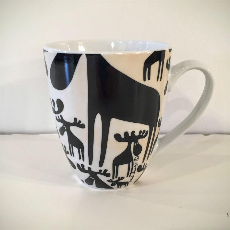 Picture of Heidi Lange Design Moose Mug