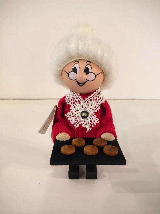 Picture of Tomte Grandma w/ Cookies