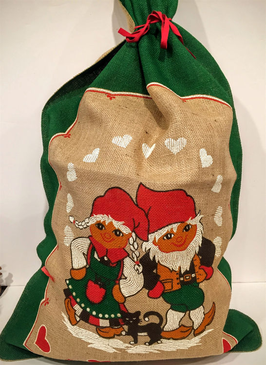 Picture of Burlap Gift Bags
