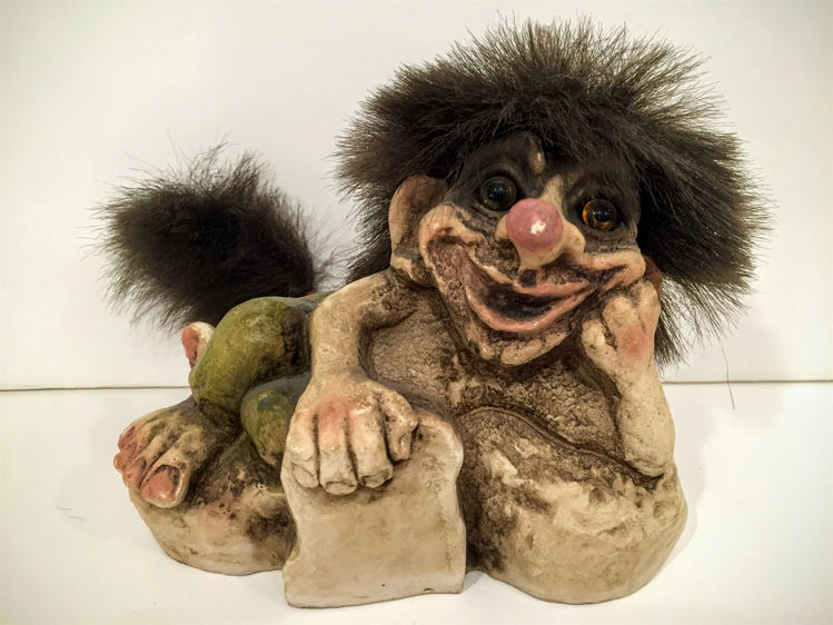Picture of Nyform Reclining Troll