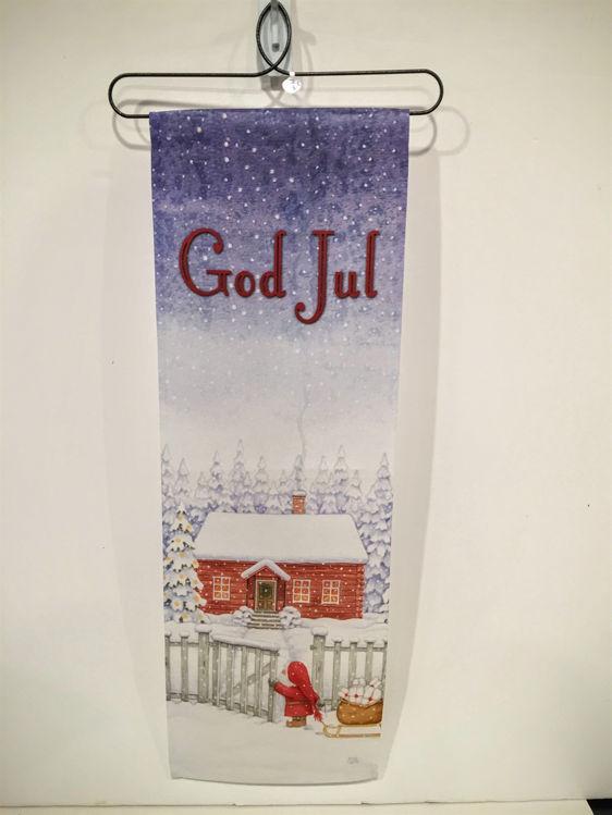 Picture of God Jul Banner