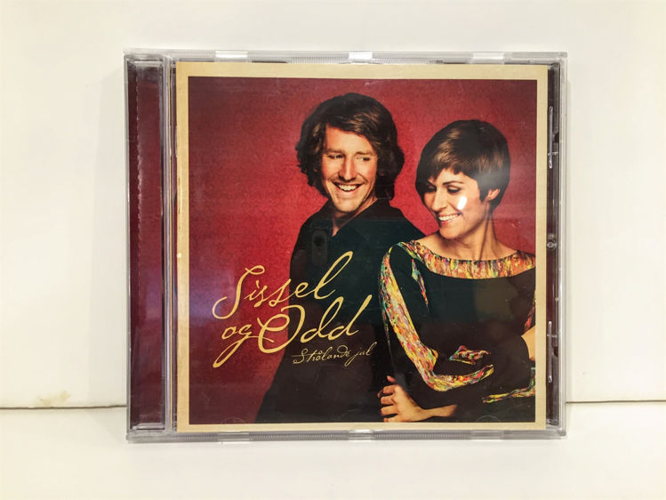 "Picture of Sissel ""Og Odd"" CD"