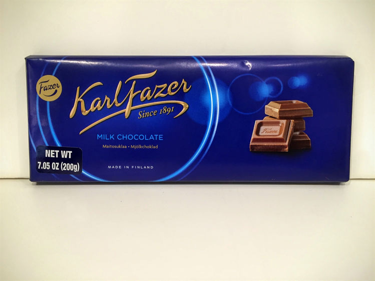 Picture of Assorted Karl Fazer Chocolate Bars