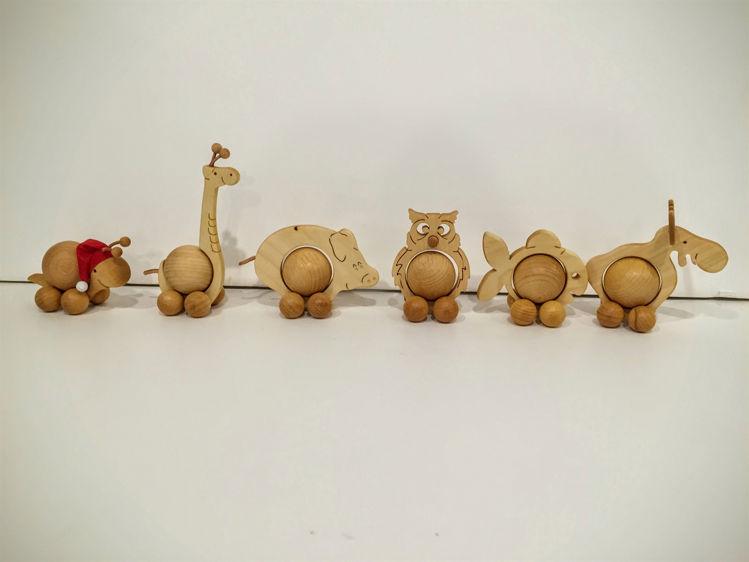 Picture of Finkbeiner Animal Rollies