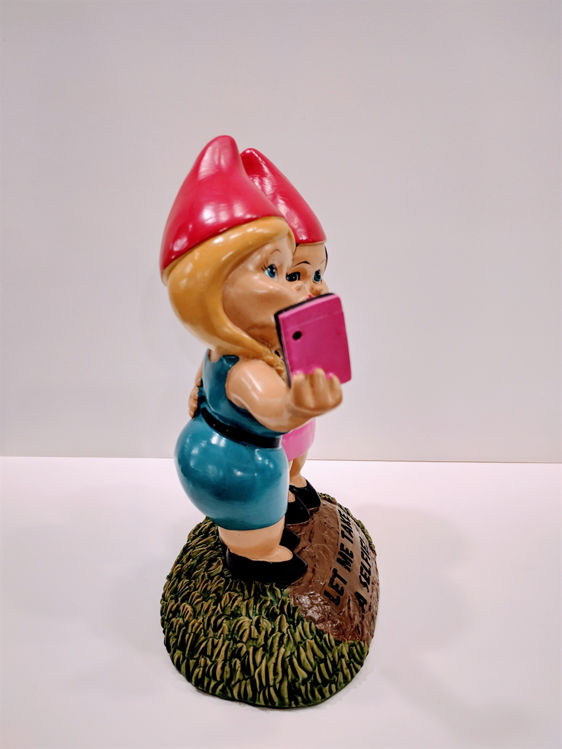 Picture of Sister Selfie Gnome