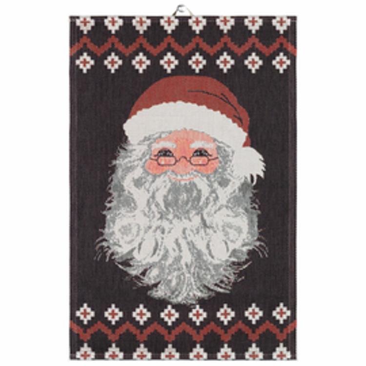Picture of Ekelund Jultomten Medium Tea Towel
