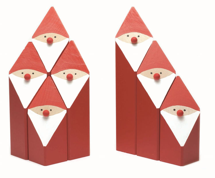 Picture of Wooden Block Tomte