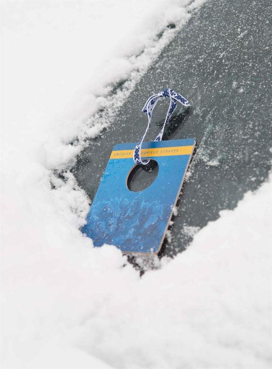 Picture of Swedish Windshield Scraper