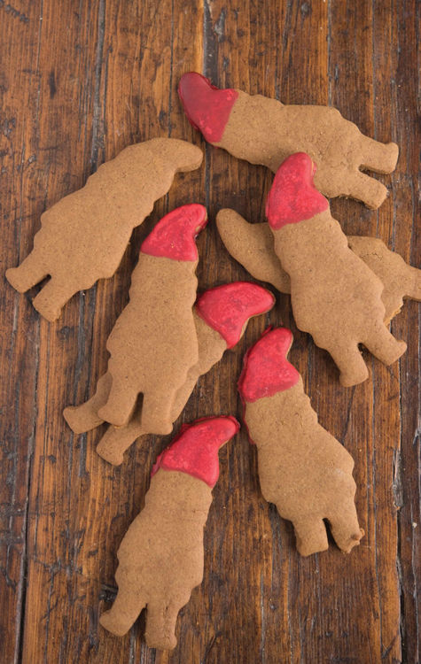 Picture of Tomte Cookie Cutters