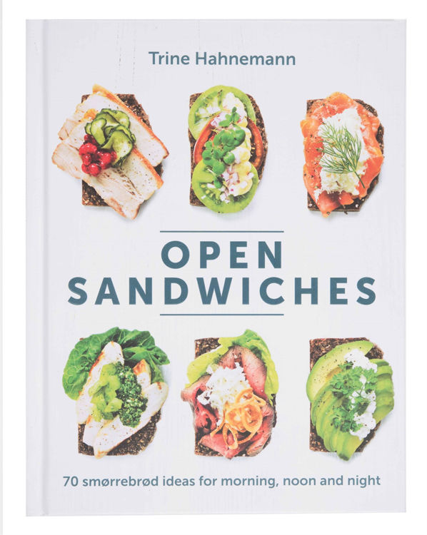 Picture of Open Sandwiches Book