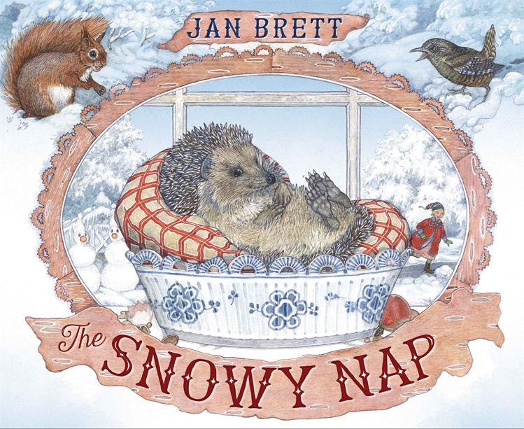Picture of The Snowy Nap