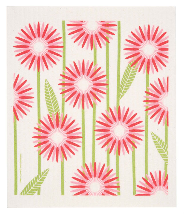 "Picture of Swedish Dishcloth ""8171P"" Daisies"