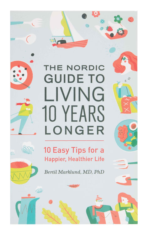 Picture of The Nordic Guide To Living 10 Years Longer
