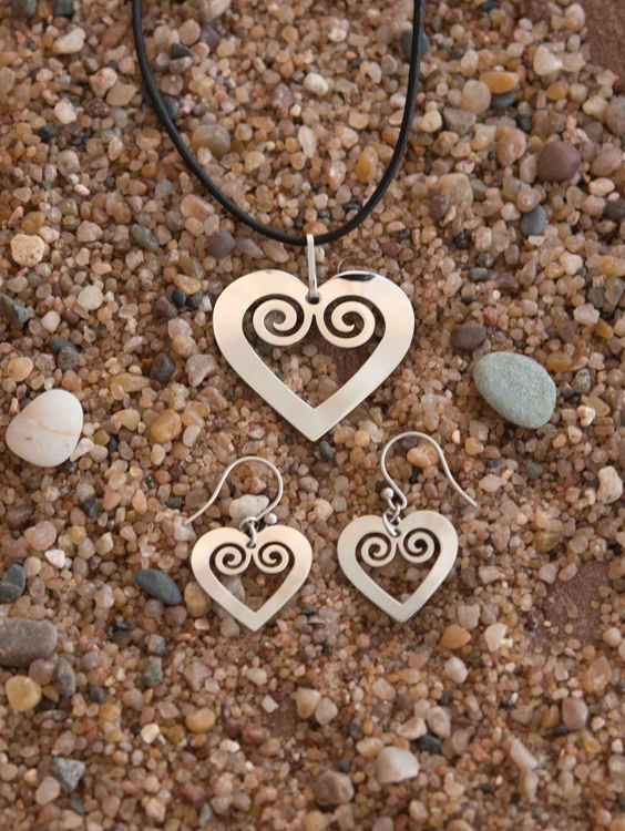 Picture of Stainless Heart Jewelry