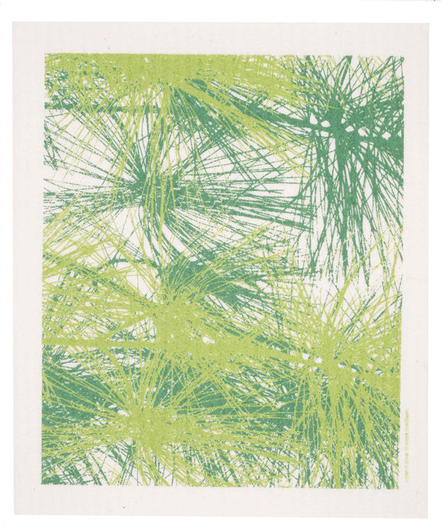 "Picture of Swedish Dishcloth ""White Pine"""