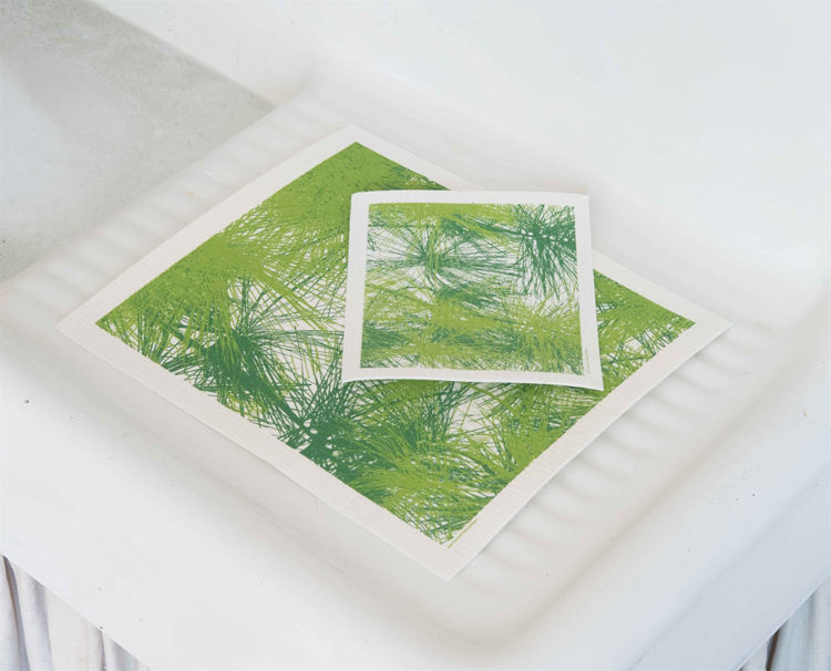 Picture of Swedish Drying Mat, Pine Needles