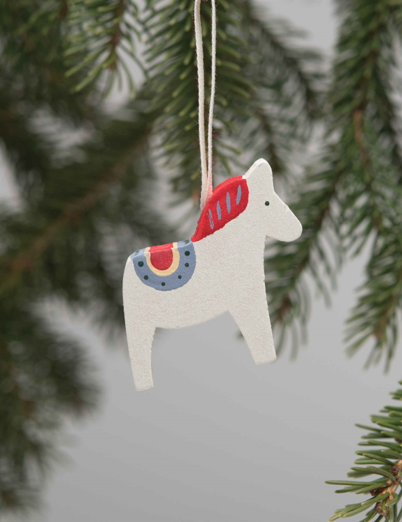 Picture of Dala Horse Ornaments