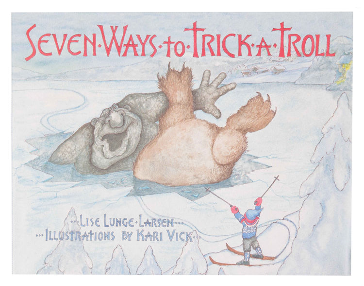 Picture of Seven Ways to Trick a Troll