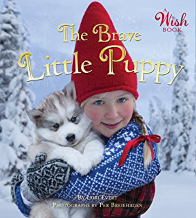Picture of The Brave Little Puppy Book