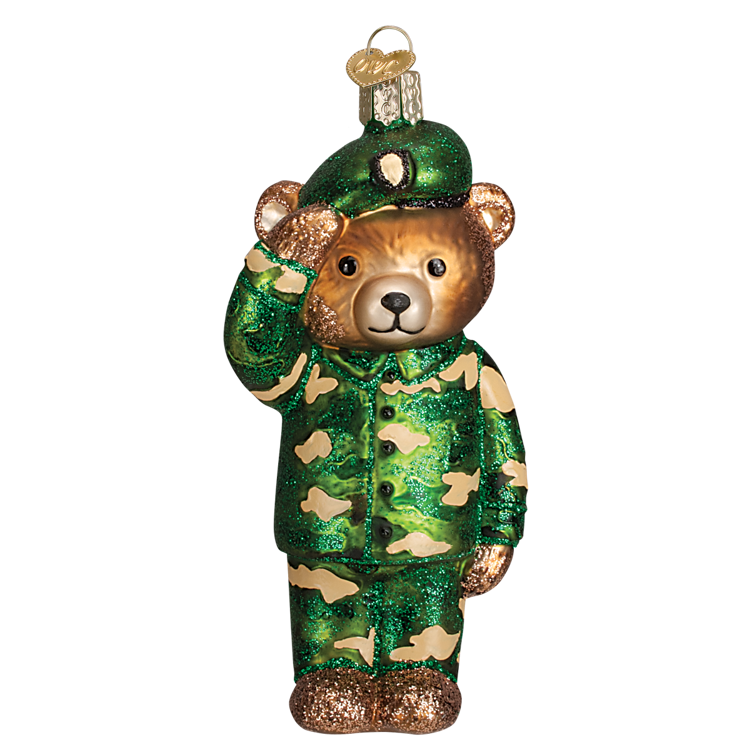 Picture of Army Bear