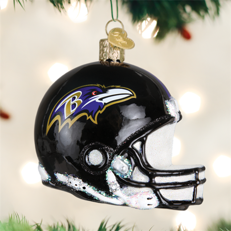 Picture of Baltimore Ravens Helmet