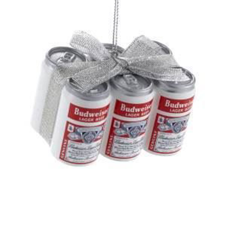 Picture of Budweiser®  6 pack cans