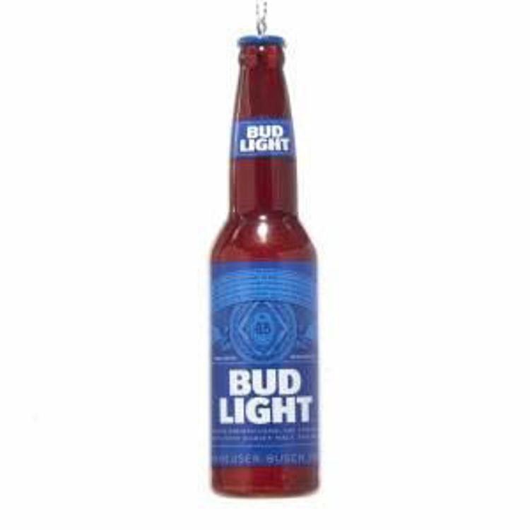 Picture of Budweiser® Bud Light Beer Bottle