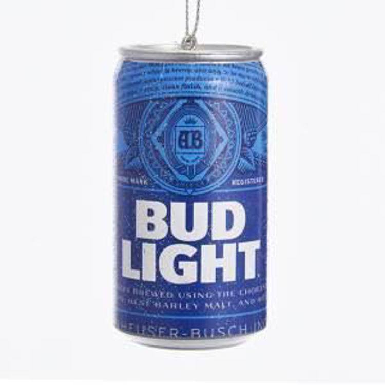 Picture of Budweiser® Bud Light Beer Can