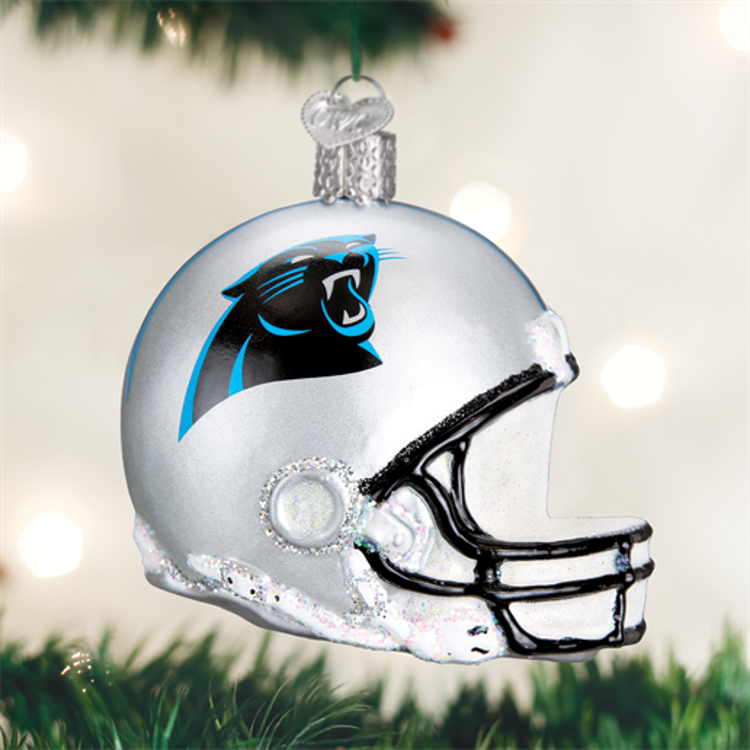 Picture of Carolina Panthers Helmet