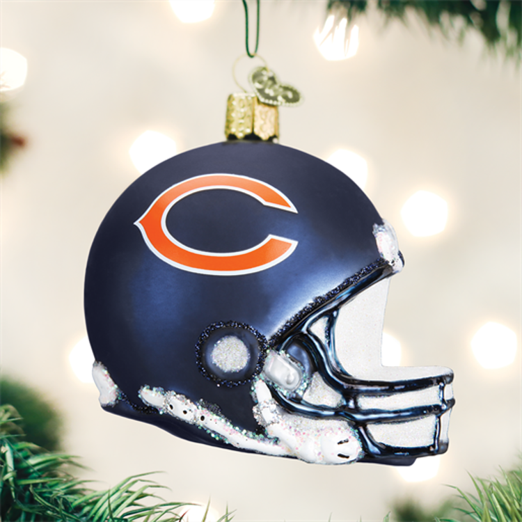 Picture of Chicago Bears Helmet