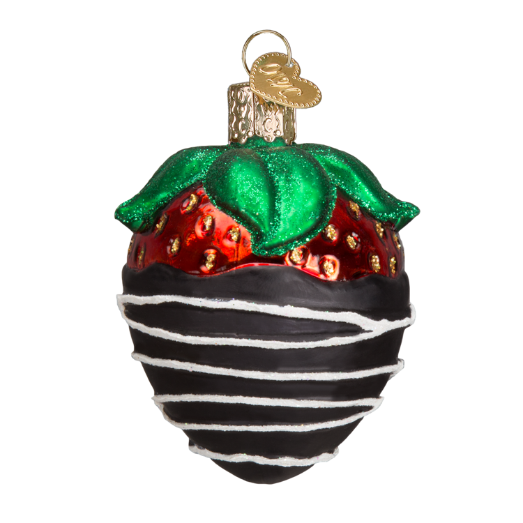Picture of Chocolate Dipped Strawberry