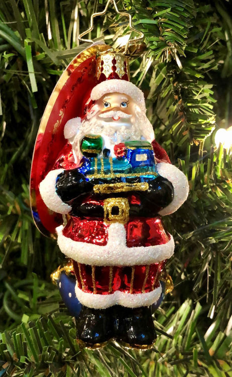Picture of Choo Choo Santa
