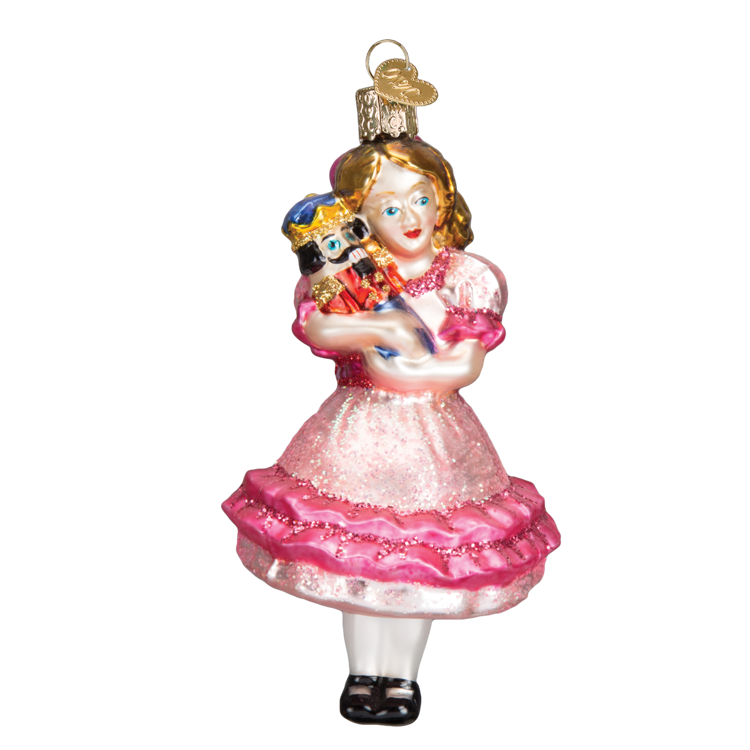 Picture of Clara (Girl holding Nutcracker)