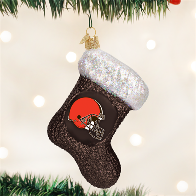 Picture of Cleveland Brown Stocking