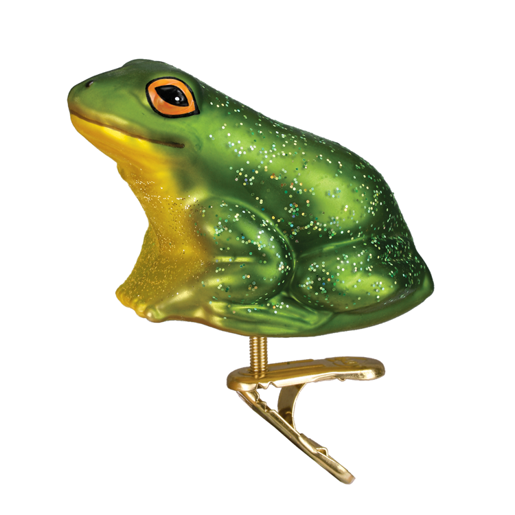Picture of Clip-On Frog