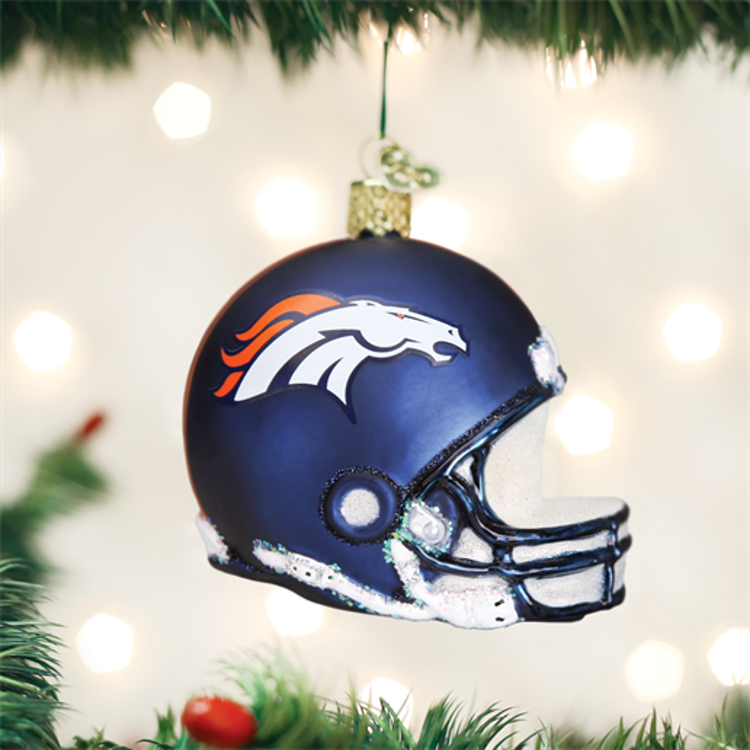 Picture of Denver Broncos Helmet