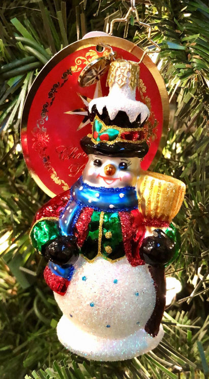 Picture of Dickensian Snowman