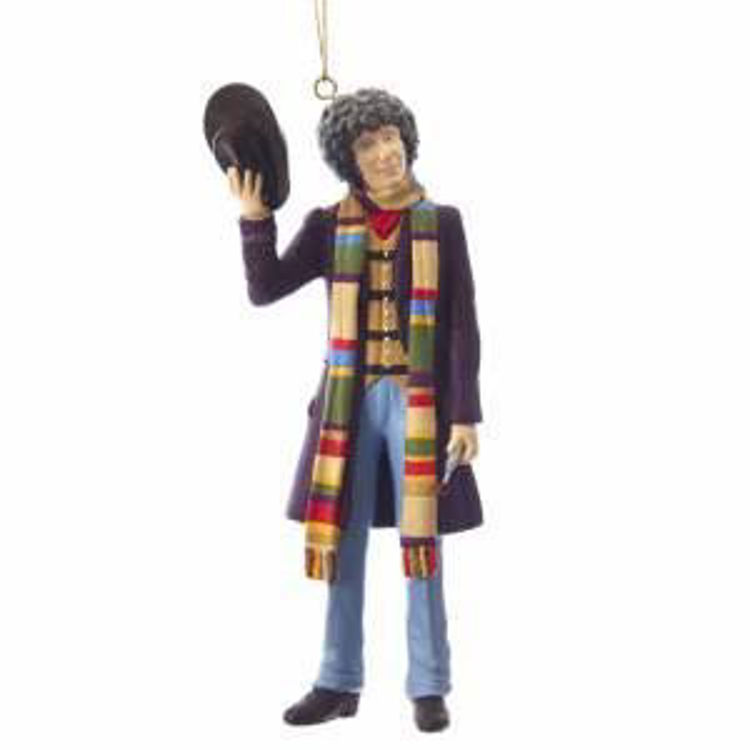 Picture of Doctor Who™ 4th Doctor ornament