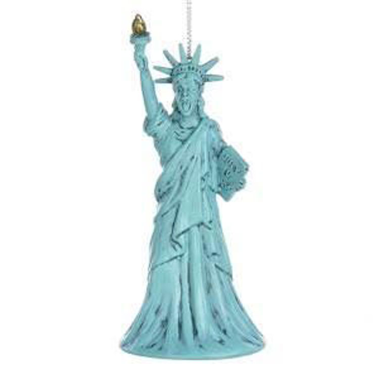 Picture of Doctor Who™ Statue of Liberty Weeping Angel ornament
