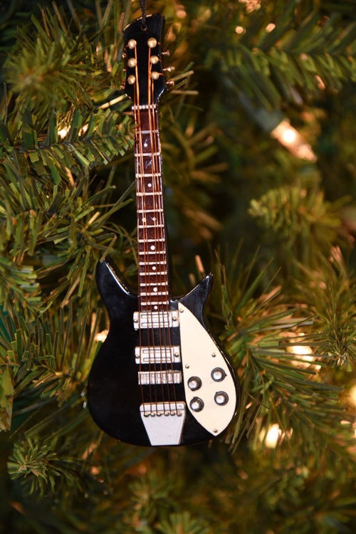 Picture of Electric Guitar Black