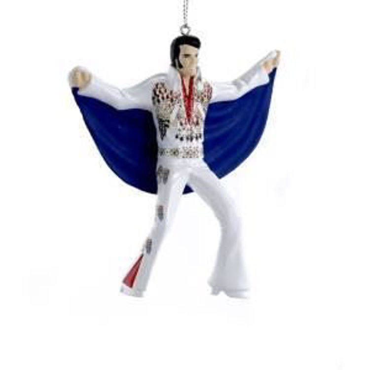 Picture of Elvis® in Eagle Suit ornament