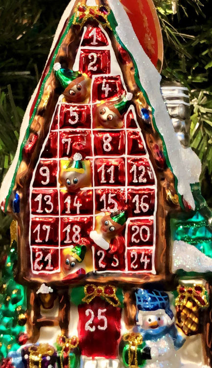 Picture of Festive Advent Calendar
