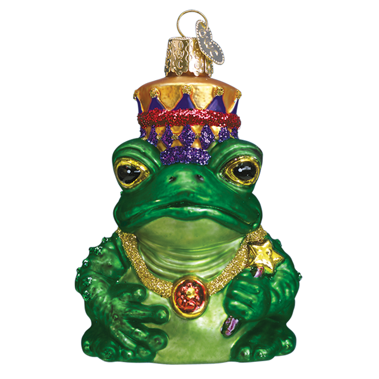 Picture of Frog King