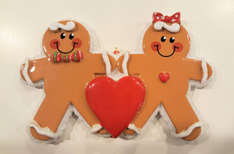Picture of Gingerbread Couple