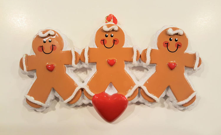 Picture of Gingerbread Family (1 kid)
