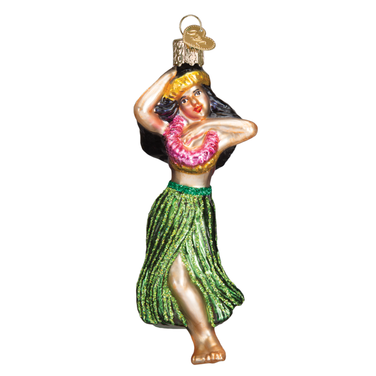 Picture of Hula Dancer