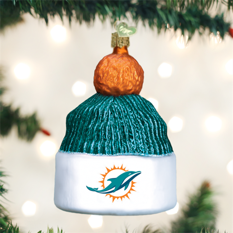 Picture of Miami Dolphins Beanie