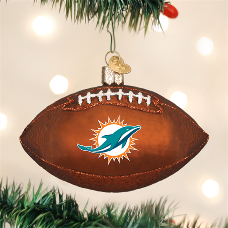 Picture of Miami Dolphins Football
