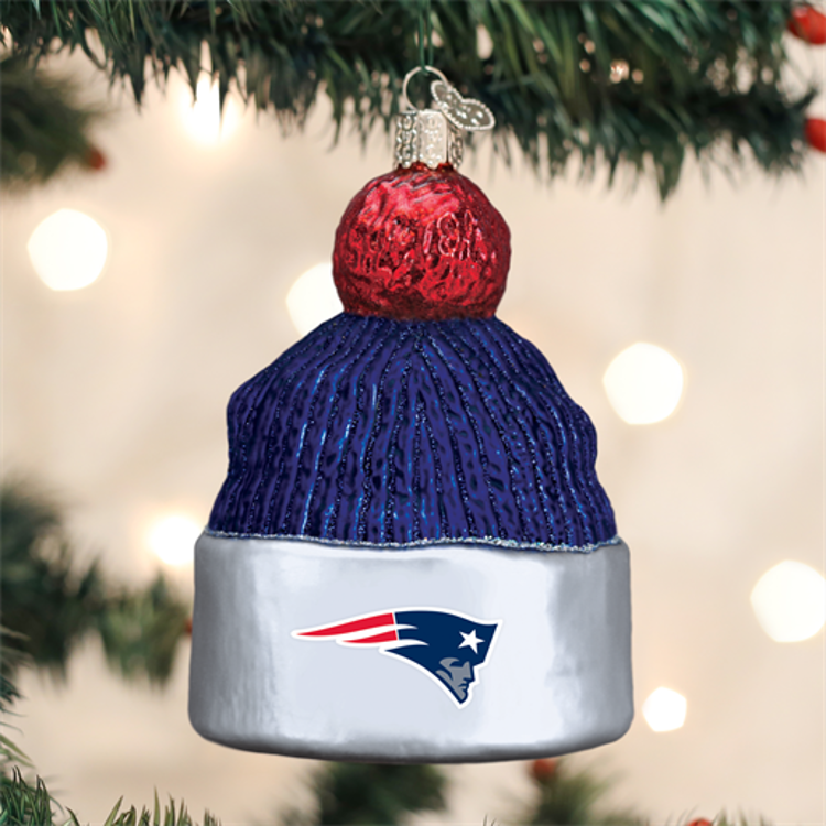 Picture of New England Patriots Beanie
